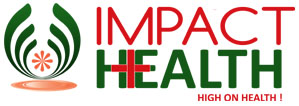 impacthealth logo - high on health